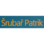 Šrubař Patrik – logo společnosti